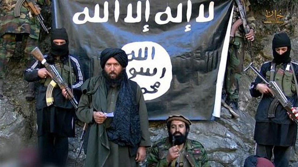 Afghan branch of ISIS