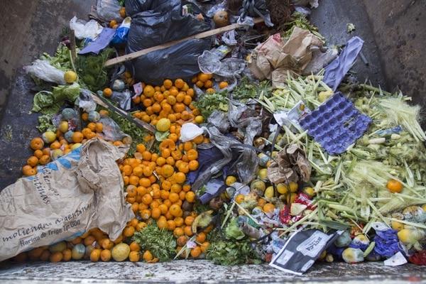 Para los expertos, el desperdicio de comida se traduce en un costo ambiental y social muy significativo