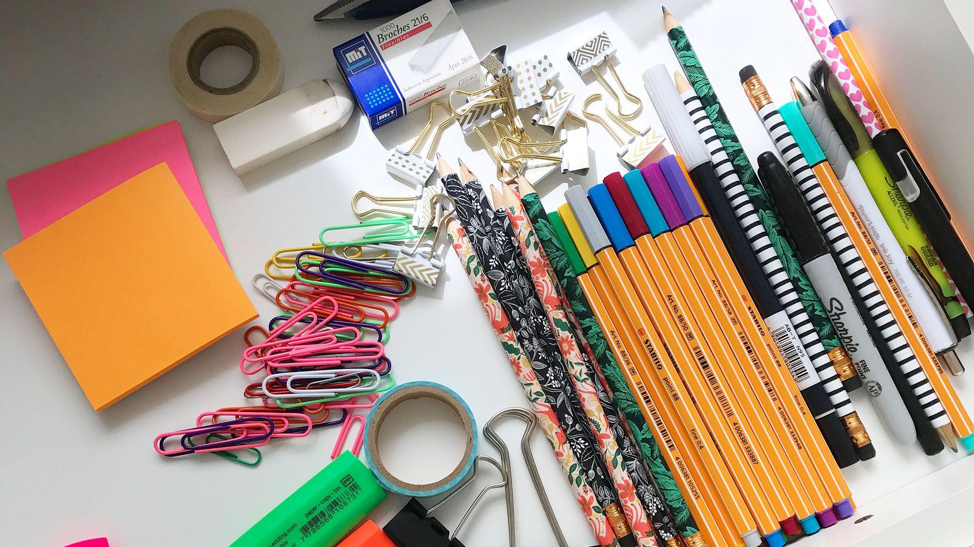 Como todos los años las canastas se componen por 4 categorías: Jardín; de primero a tercer grado; de cuarto grado a séptimo grado y secundaria