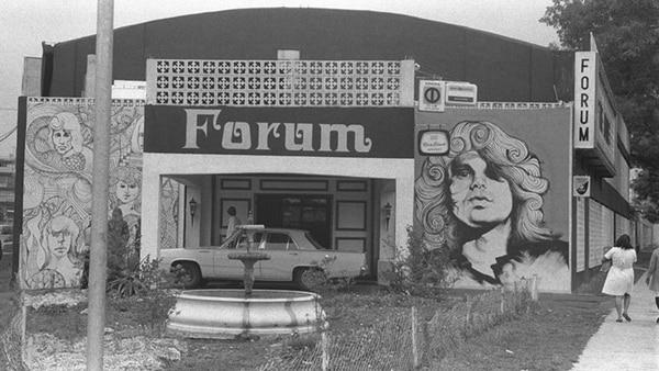 Resultado de imagen para the doors mexico 1969