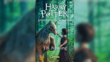 Harry Potter y el prisionero de azkaban . JK Rowling