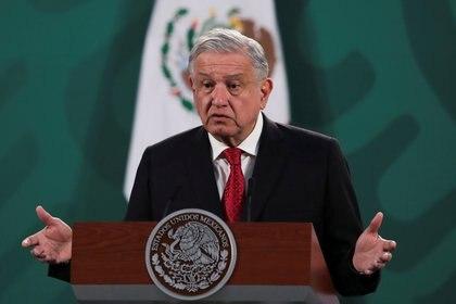 El 26 de febrero, el presidente Andrés Manuel López Obrador pidió a la titular de la SSPC recibir a Tudor. (Foto: Reuters)