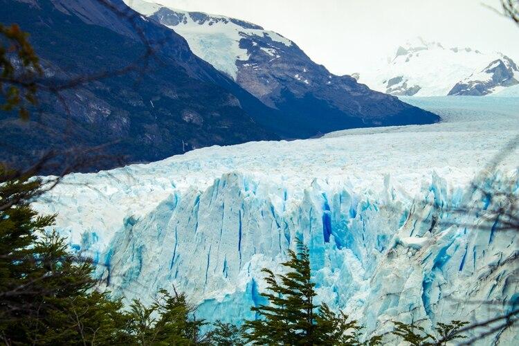 Glaciares deEl Calafate, provincia de Santa Cruz.