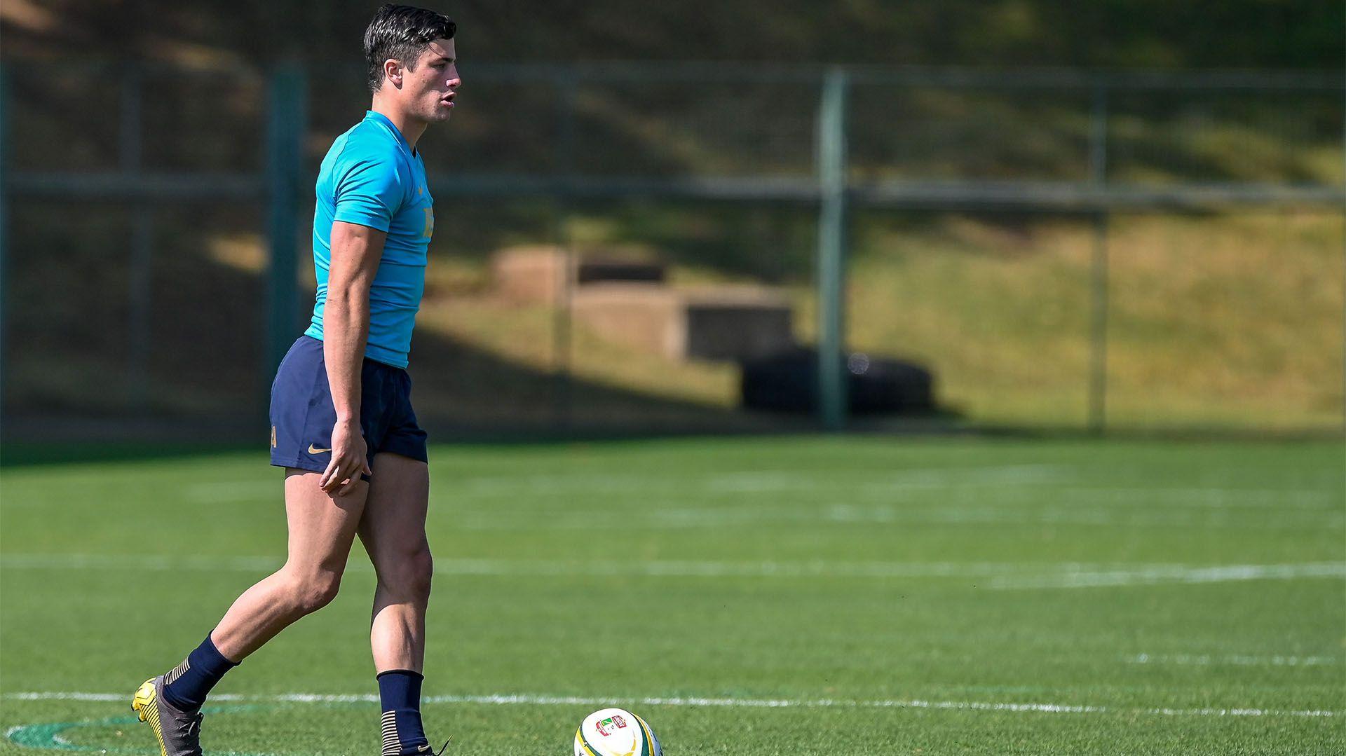 Delguy tomó la decisión de dejar sus estudios cuando fue llamado para integrar el plantel de Jaguares para disputar el Súper Rugby (Shaun Roy Photography)
