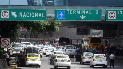 Aeropuerto Internacional de la Ciudad de México (Foto: Archivo)