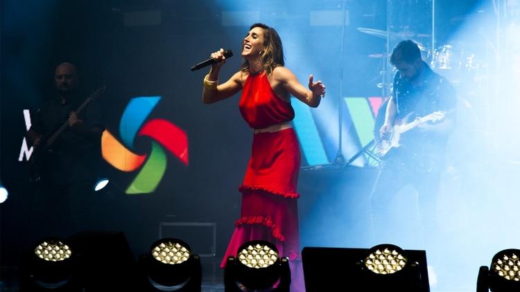 Soledad Pastorutti se presentó en la primera jornada del Festival de Villa María 2019 (Fotos: Thomas Khazki)