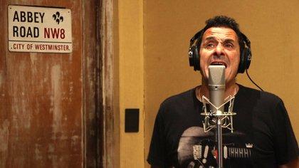 Ricardo Mollo participó en la grabación de
