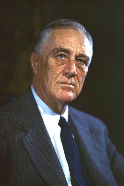 Franklin D. Roosevelt (FDR Presidential Library & Museum)
