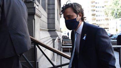 Para el Jefe de Gabinete, Santiago Cafiero, la tercera edición del IFE podría ser la última