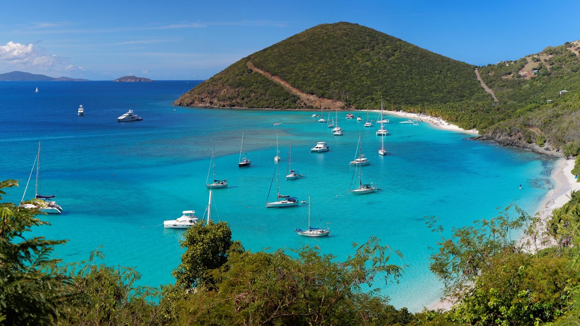 Islas Vírgenes Británicas: día a día, el itinerario ideal para un ...
