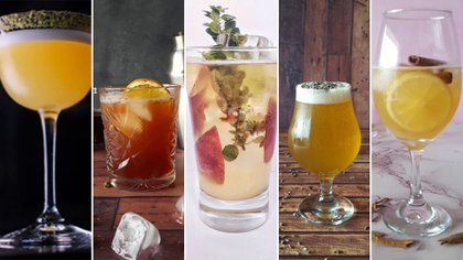 La cerveza, como ingrediente del cocktail