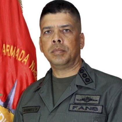 Almirante William Serates Pinto