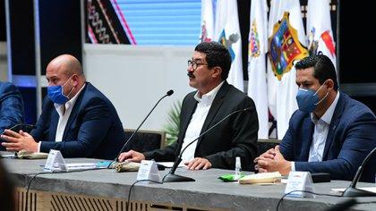 Alianza Federalista rompió con la Conago: 10 gobernadores abandonarán las reuniones con AMLO (Foto: Twitter / @Javier_Corral)