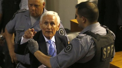 Al represor Miguel Etchecolatz la prisión domiciliaria a comienzos de año
