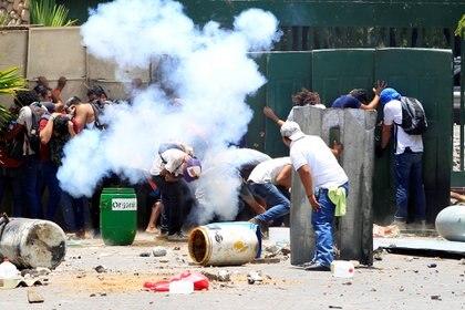 Las protestas en Nicaragua dejaron 45 muertos (Reuters)