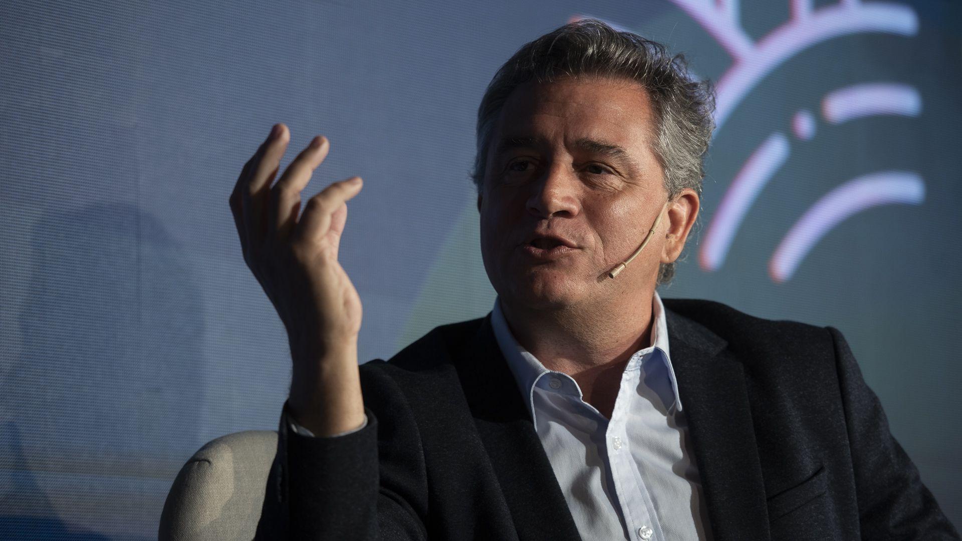 Luis Miguel Etchevehere, ex ministro de Agricultura (Adrián Escandar)