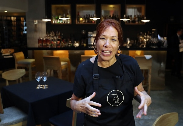 La chef colombiana Leonor Espinosa (EFE)