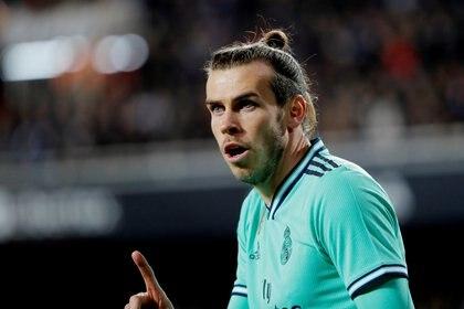 Gareth Bale expresó su deseo de marcharse del Real Madrid (REUTERS)