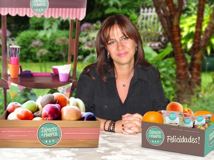 Alejandra Faienza, propietaria y cofundadora de DDH Wellness Consulting