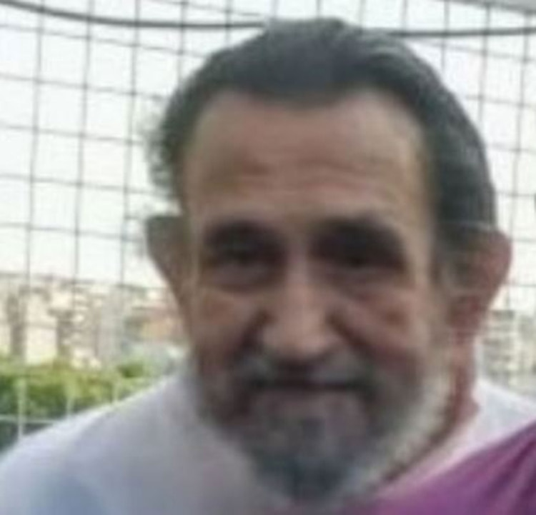 Guillermo Abel Gómez, el primer muerto por Covid-19 en el país.