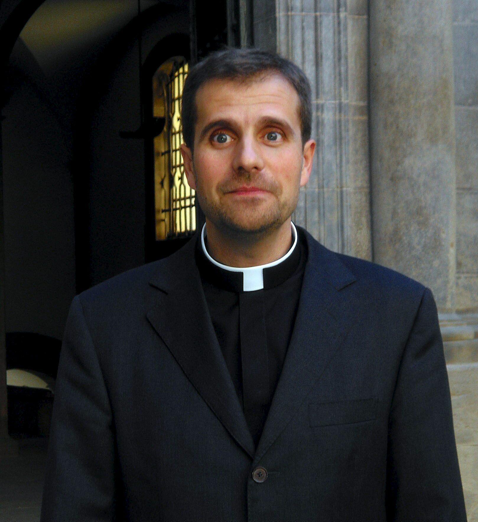 Xavier Novell, quien fuera Obispo de Solsona hasta su renuncia el pasado mes de agosto. EFE/Ramon Estany/Archivo