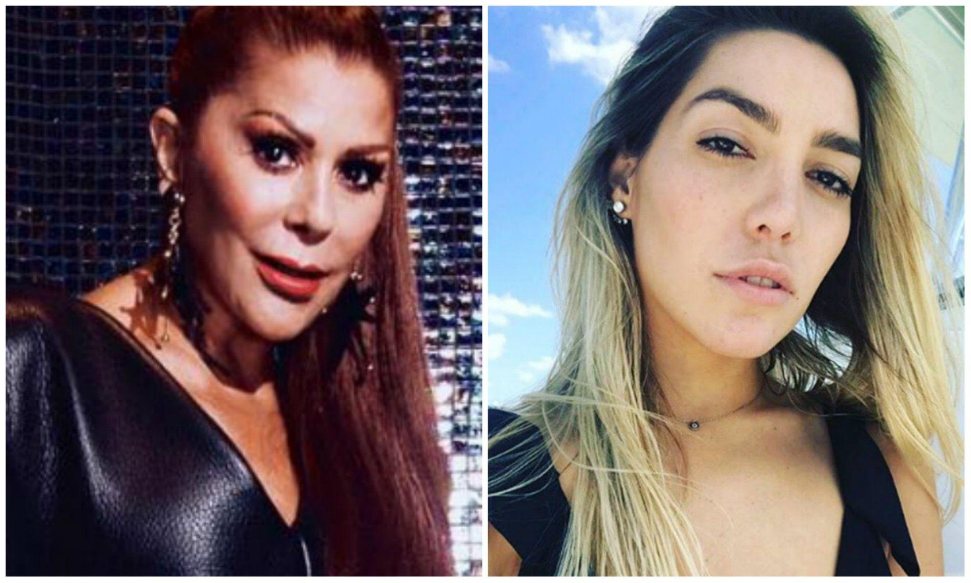 Alejandra Guzmán y Frida Sofía están distanciadas desde hace meses (Instagram)