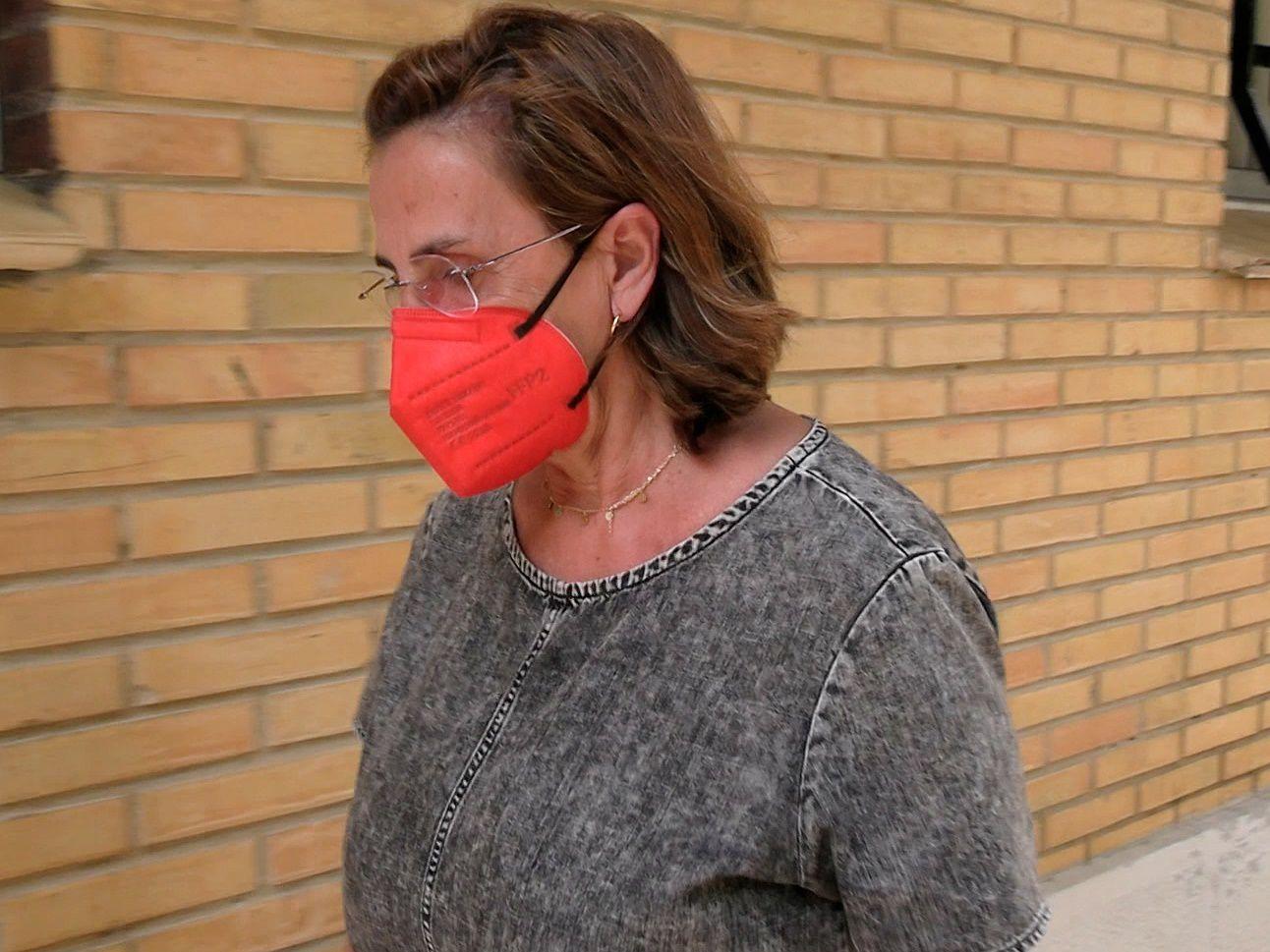 12-10-2021 Mercedes Bernal, madre de Anabel Pantoja EUROPA ESPAÑA SOCIEDAD