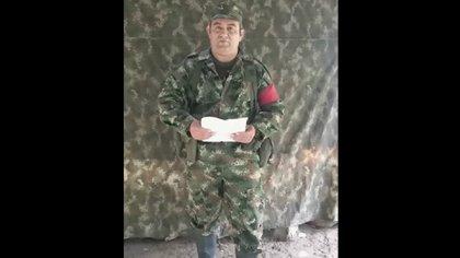 Alias Otoniel, líder de las Autodefensas Gaitanistas de Colombia o Clan del Golfo