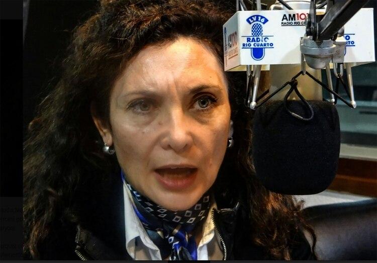 Claudia Márquez es quien sigue en la lista por la que ingresó Llaryora a la Cámara de Diputados en 2017.