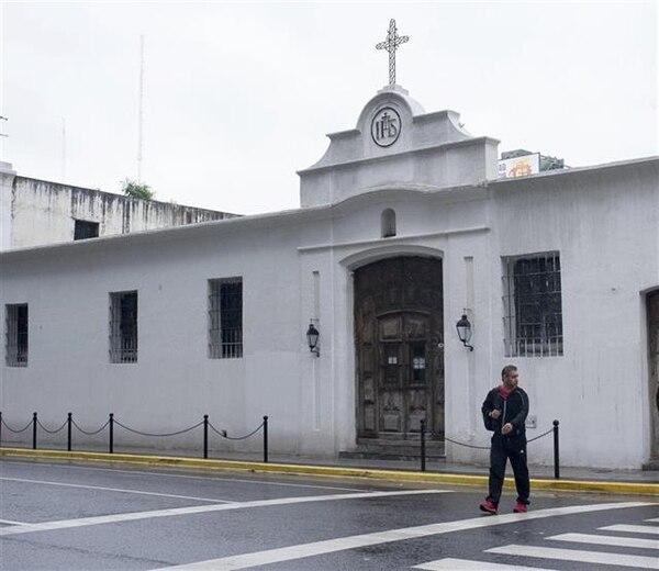 La Casa de los Ejercicios Espirituales, la primera casa colonial del Virreinato, terreno donado por Alberti