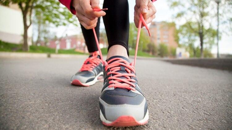 La elección de las zapatillas es muy importante por la pisada(Istock)