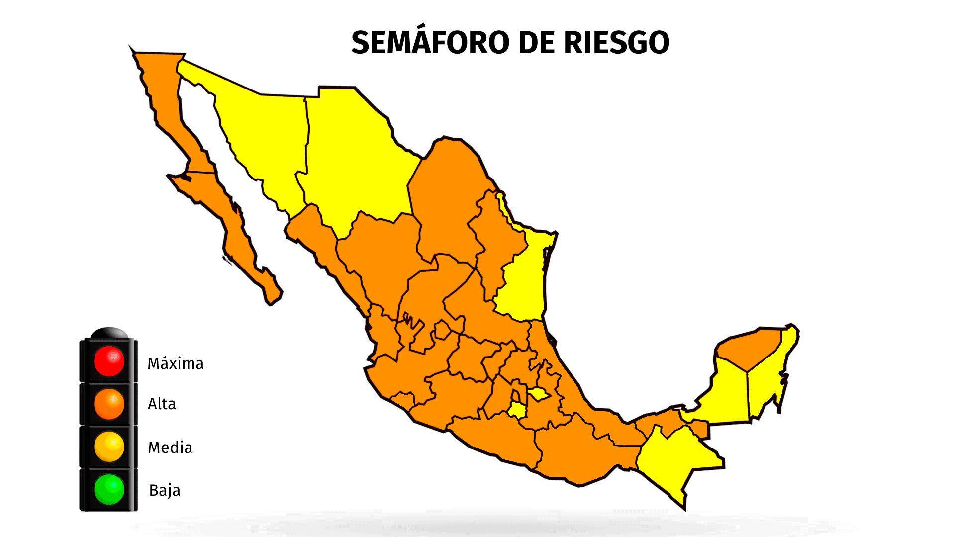 mapa de coronavirus-mexico-13092020