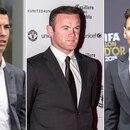 Cristiano Ronaldo-WAYNE ROONEY-Messi