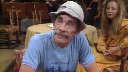 Para la televisión chilena ofreció una entrevista en 1982
