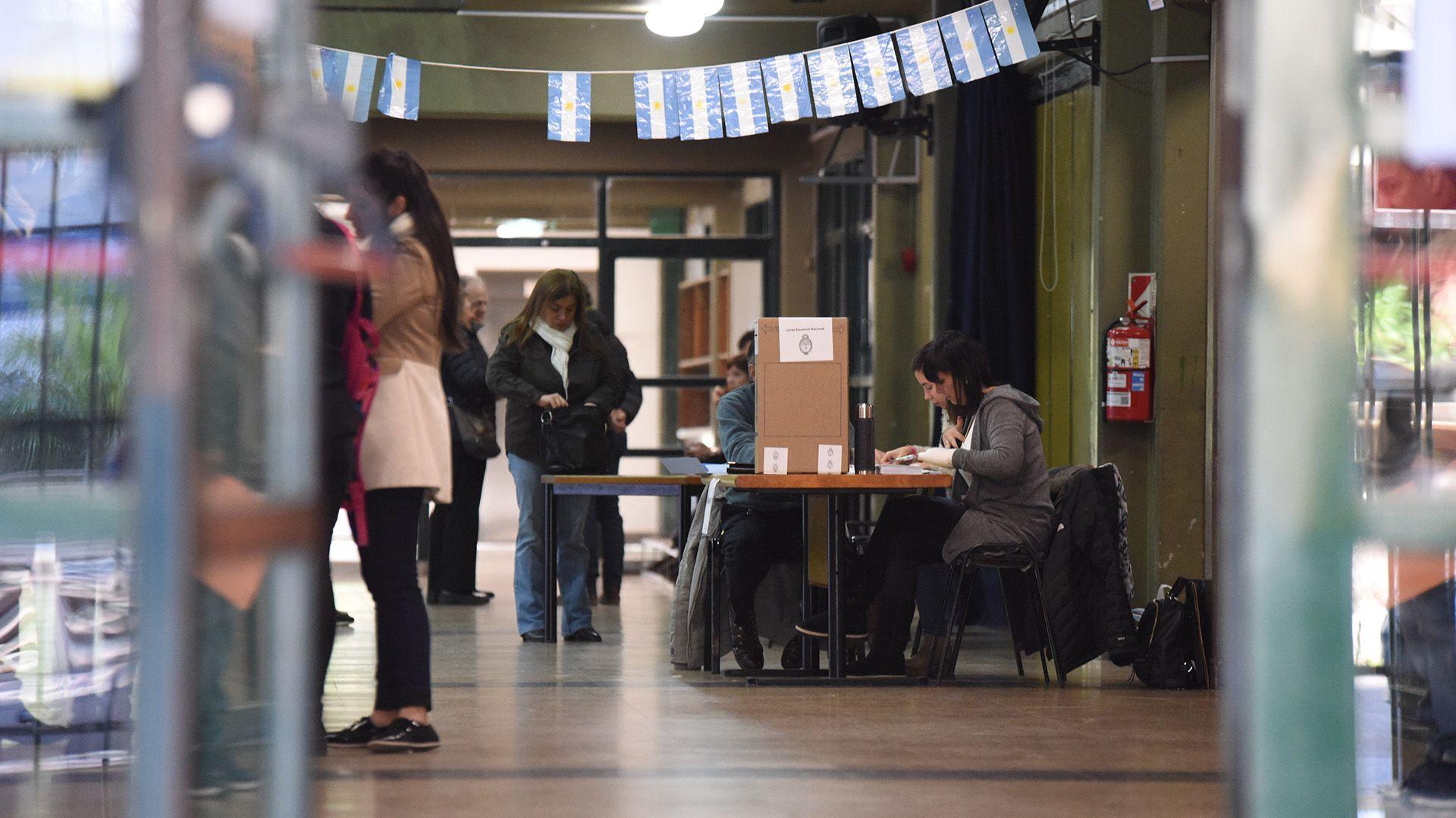 Los elementos que se utilicen durante las elecciones deben ser accesibles a todos (foto de archivo)