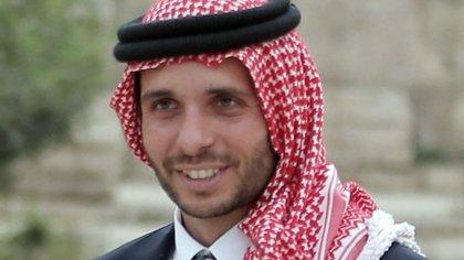 Príncipe Hamza - Hamzah bin Al Hussein - Jordania