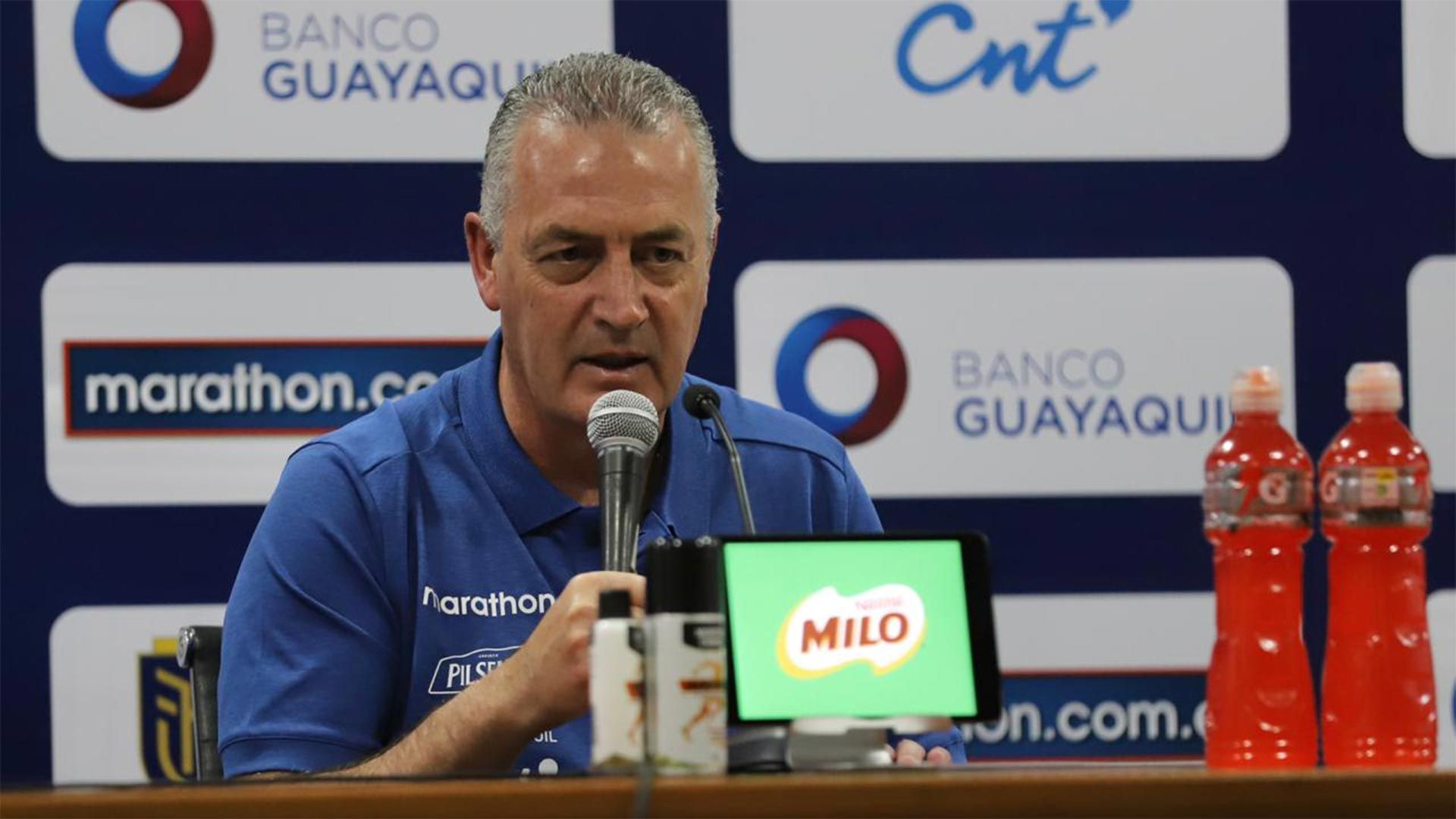 Gustavo Alfaro Ecuador