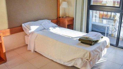 El otro grupo de hoteles está destinado a los casos sospechosos y confirmados de Covid-19 ya sean asintomáticos o con síntomas leves