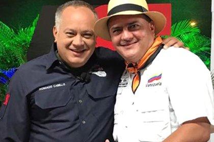 Los hermanos Cabello Rondón