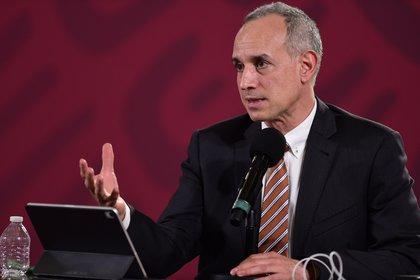 Hugo López-Gatell señaló que los recursos serán utilizados para combatir el coronavirus  (Foto: EFE/Presidencia de México)