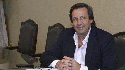 José Torello, apoderado del PRO (NA)
