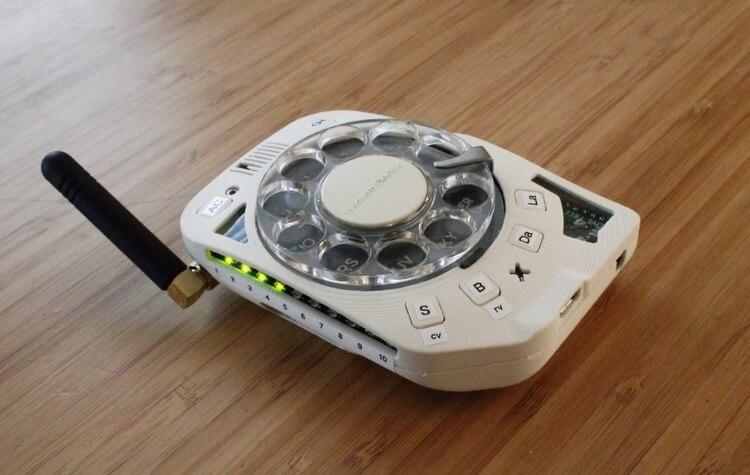 El móvil tiene excelente recepción, según su creadora.
