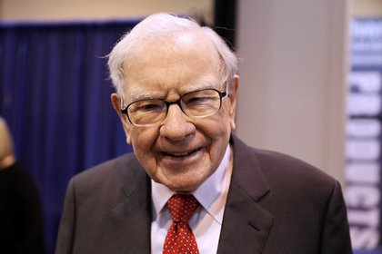 Warren Buffett, director ejecutivo de Berkshire Hathaway (REUTERS/Scott Morgan/File Photo)