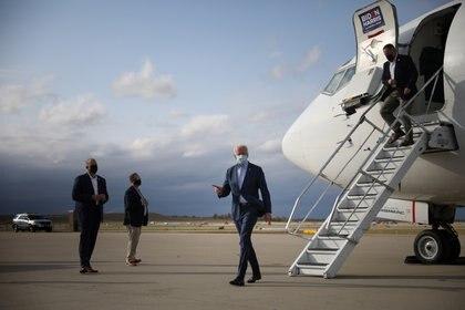 El presidente electo de los Estados Unidos, Joe Biden. Foto: REUTERS/Tom Brenner