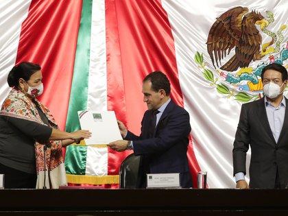 la Secretaría de Hacienda y Crédito Público (SHCP) espera que la economía del país crezca 4.6% en 2021 si llega una vacuna a México (Foto: Cámara de Diputados / EFE)