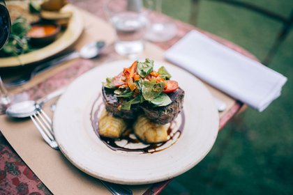 Los platos de pescado están entre los preferidos de los comensales fanáticos de la cocinamediterránea (Ignacio Carrere)