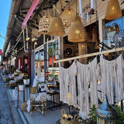 El puerto de Frutos en Tigre, el mercado de artesanías más grande del municipio (@puertodefrutosok)