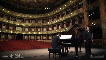 128 años del Teatro Colón en Bogotá / (Ministerio de Cultura)