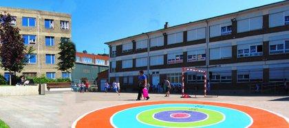 """La escuela en la que el joven sufrió abusos durante """"7 años"""" -según afirmó su madre-, emitió un comunicado para transmitir el pésame a los padres (Foto: Sitio Web Jadomaristak.eus)"""