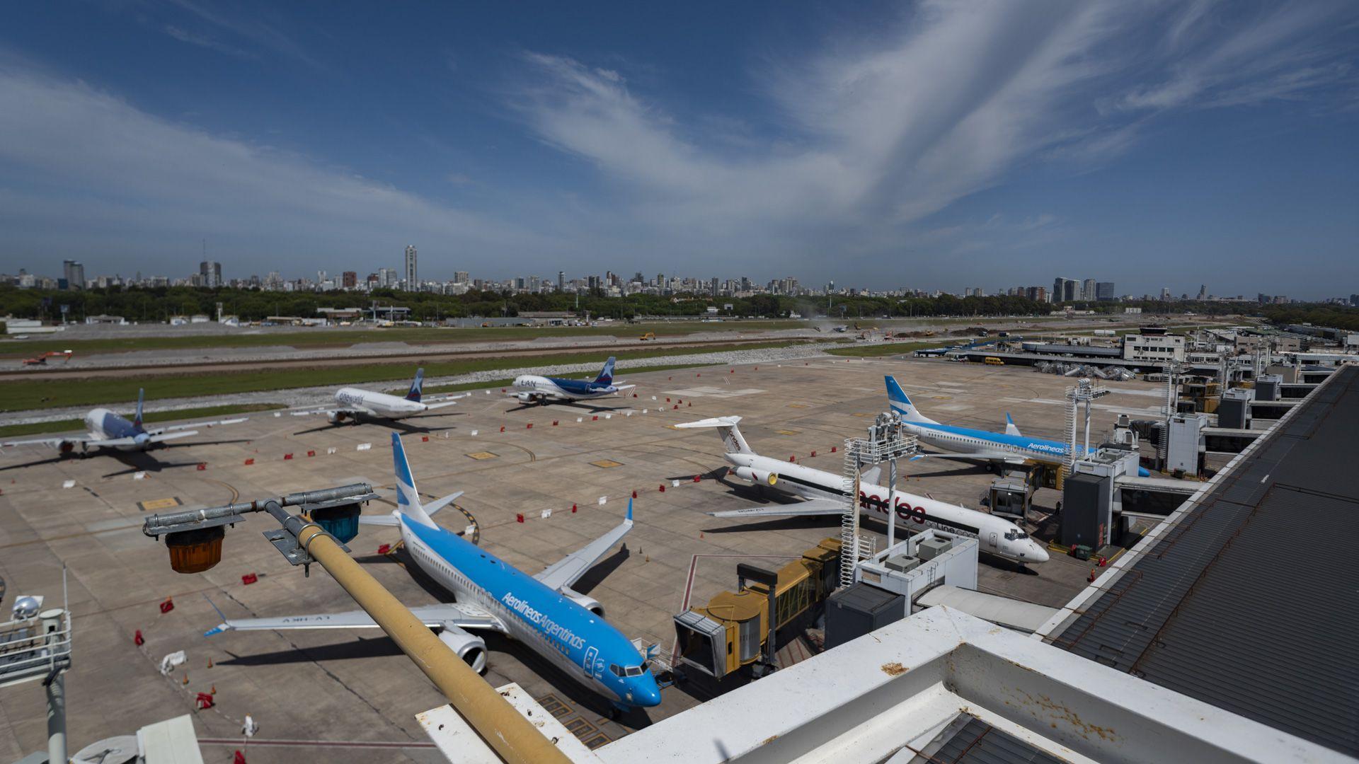 Reformas Pista Aeropuerto Metropolitano